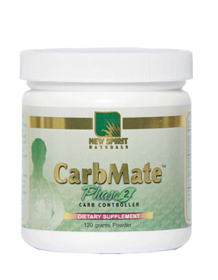 CarbMate™ Phase 2 Carb Controller  (120 grams)