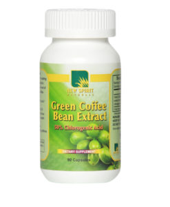 Green Coffee Bean Extract  (60 Capsules)