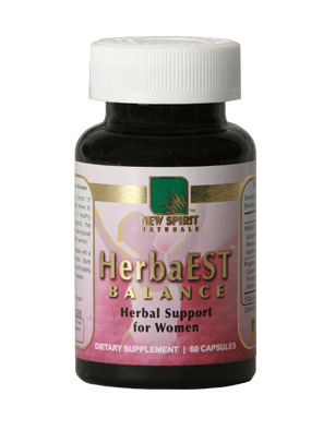 HerbaEst Balance (60 Capsules)