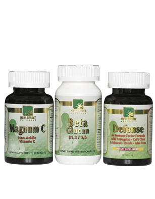 Immune Booster Pack