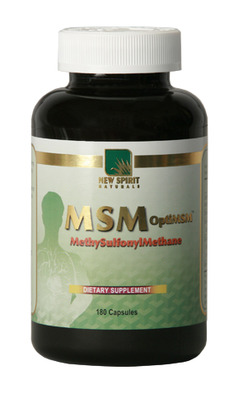 MSM Complex (180 Capsules)