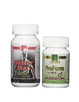 Men's Health Pack - New Spirit Naturals