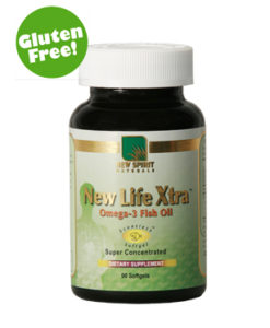 New Life Xtra™   Fish Oil