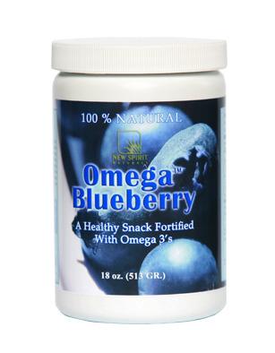 Omega Blueberry
