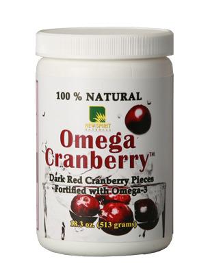 Omega Cranberry (18.3 oz.)
