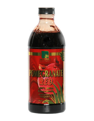 Pomegranate Red Concentrate with Mangosteen