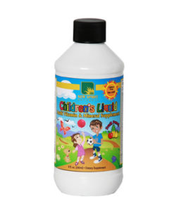 Children's Liquid Multi Vitamin & Mineral Supplement