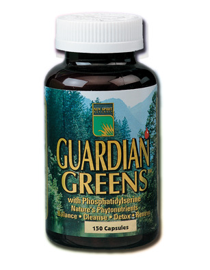 Guardian Greens Powder