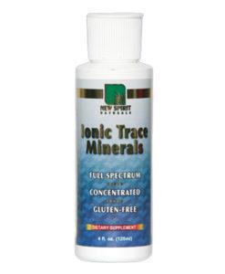 ionic Trace