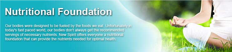 nutritional foundation