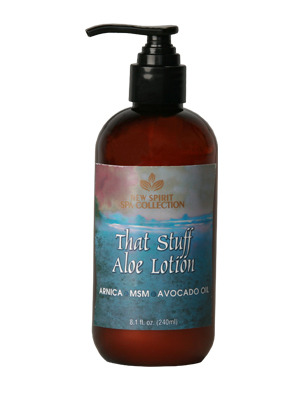 That Stuff Aloe Lotion  (8.1 fl oz)