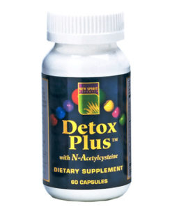 Detox Plus - New Spirit Naturals