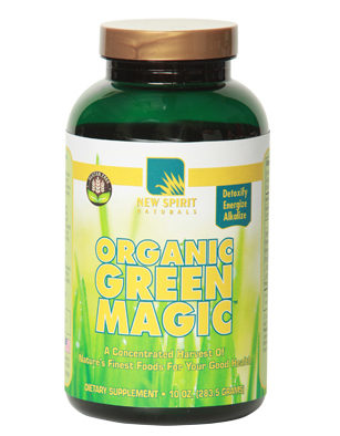 Organic Green Magic (10 oz Powder)