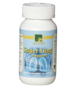 Super Lung Support (60 Capsules)