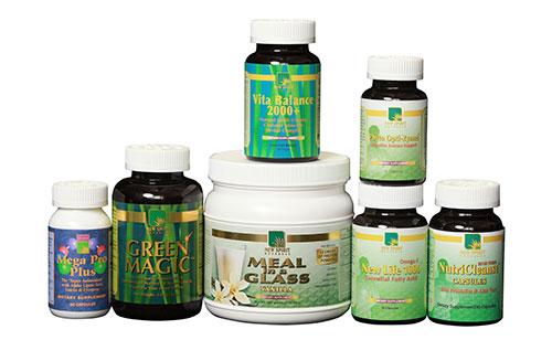 Wellness-Pack - The complete supplement system