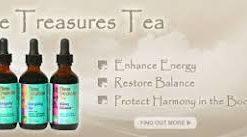 Three Treasures Tea